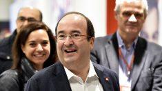 El primer secretario del PSC, Miquel Iceta. (Foto: EFE)