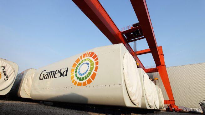 Siemens-Gamesa se desploma casi un 50% en Bolsa desde abril por la fusión y el parón del mercado indio