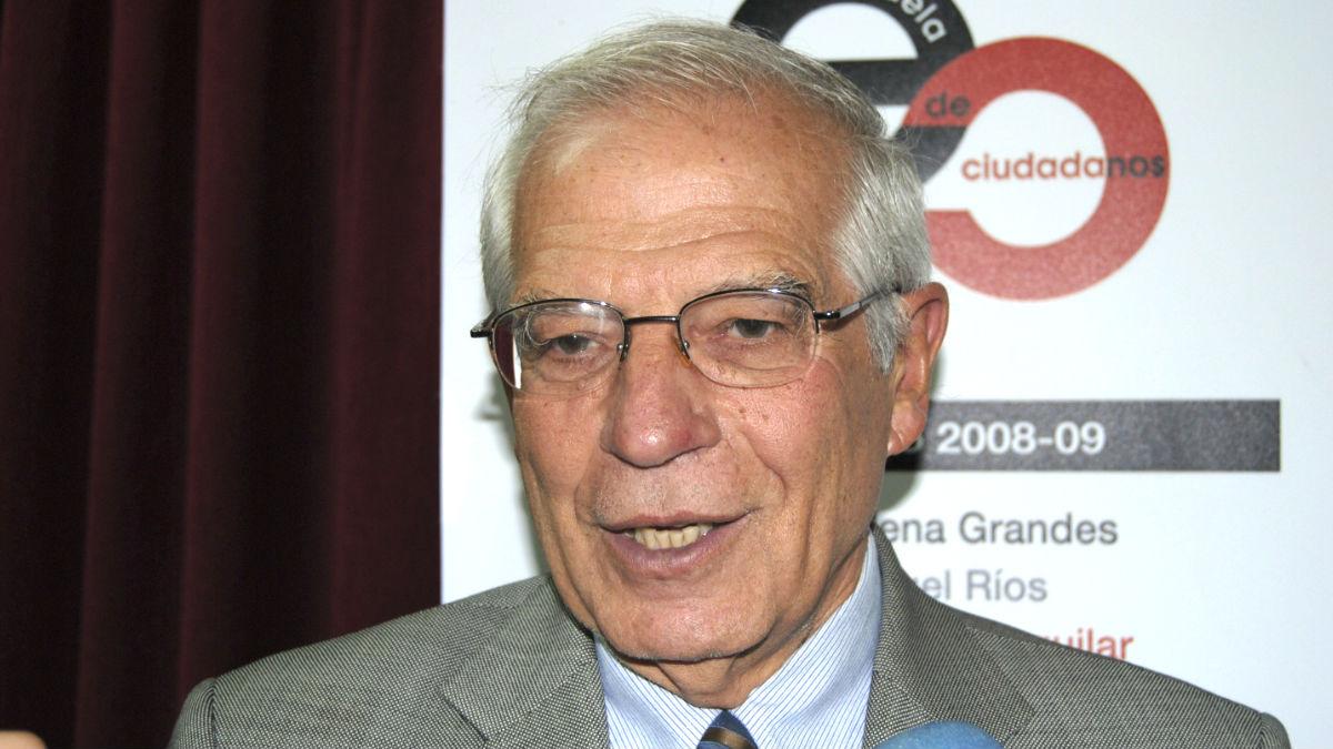 El ex ministro socialista Josep Borrell (Foto: Efe).