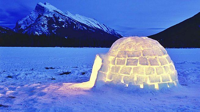 Pasos para construir un iglú