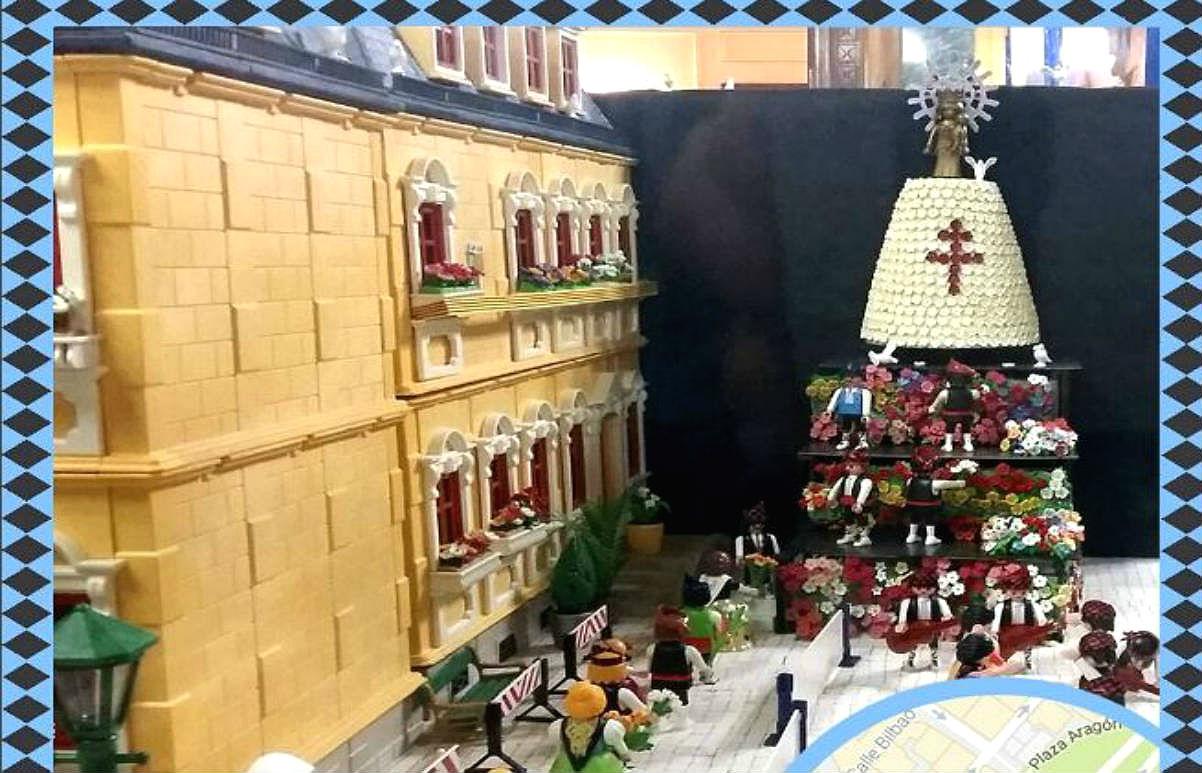 Exposiciones en Zaragoza Fiestas del Pilar 2016