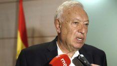 José Manuel García-Margallo, candidato a presidir el PP. (Foto: Efe)