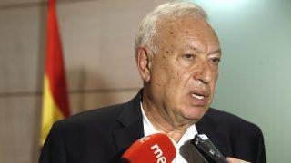 El exministro de Asuntos Exteriores José Manuel García-Margallo (Foto: Efe)