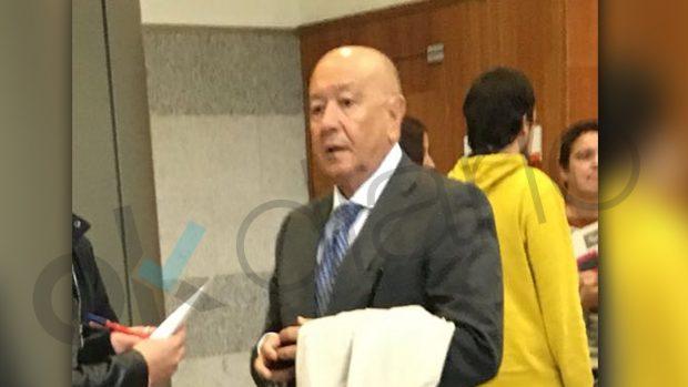 El comisario Marcelino Martín Blas (Foto: OKD).