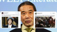 Haruki Murakami. (Foto: AFP)