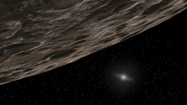 Descubierto un nuevo planeta enano en el confín del Sistema Solar
