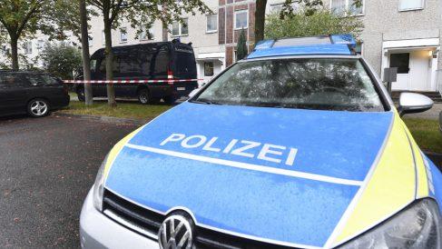 Policía alemana (Foto: AFP)