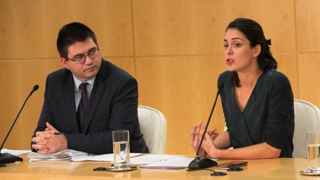 """Rita Maestre asegura que todo el Gobierno de Carmena apoya """"sin fisuras"""" la actuación de Mato y Mayer"""