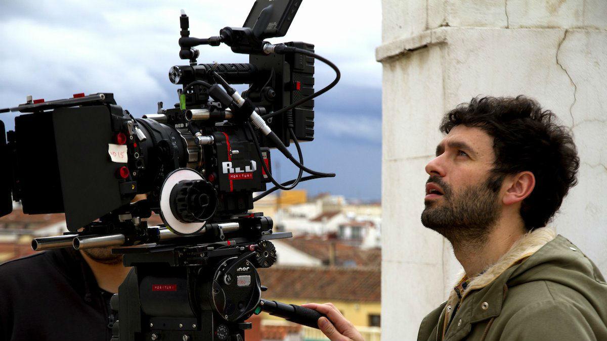 Rodrigo Sorogoyen, director de la película, estudió en la Escuela de Cinematografía y del Audiovisual de la Comunidad de Madrid (Ecam). AGENCIAS