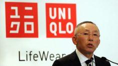 Tadashi Yanai, presidente de Uniqlo