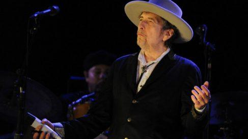 El músico estadounidense Bob Dylan. (AFP)