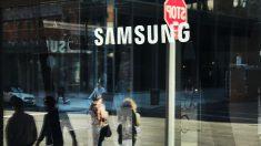 Tienda Samsung en Nueva York (Foto: Getty)