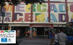 Mercado municipal de la Cebada (Madrid).