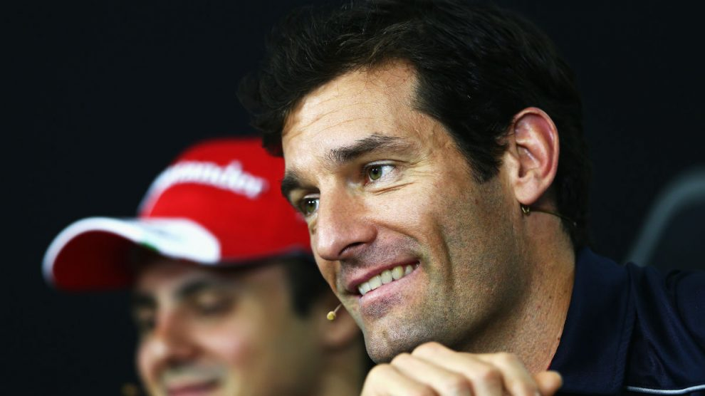 Mark Webber habló de su época en Red Bull.