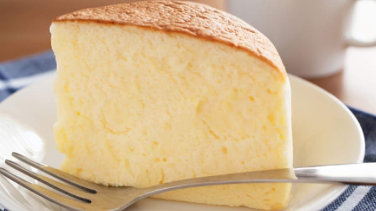 Pastel de queso japonés (1)