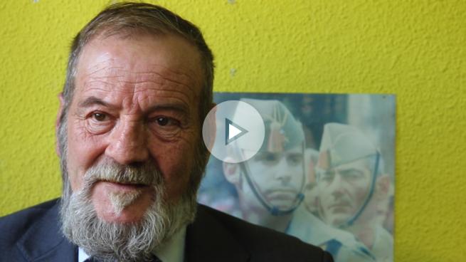 Entrevista íntegra al teniente coronel Recena
