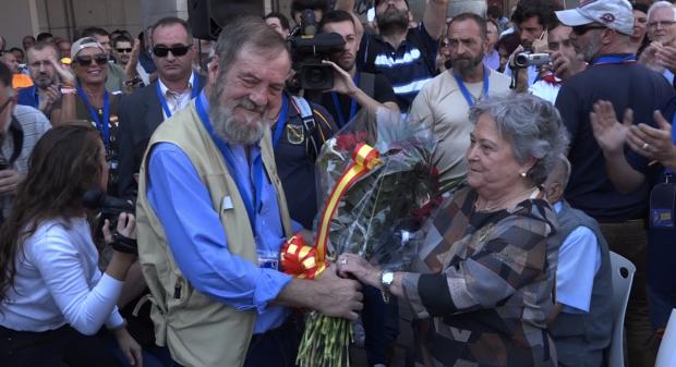 Los legionarios piden la recusación de la presidenta del Comisionado de Memoria Histórica de Carmena