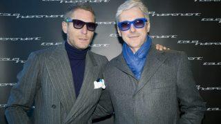Lapo Elkann y Andrea Tessitori, fundadores de Italia Independent. Foto: Italia Independent)
