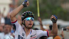 Peter Sagan ya es campeón del mundo en dos ocasiones con apenas 26 años. (AFP)