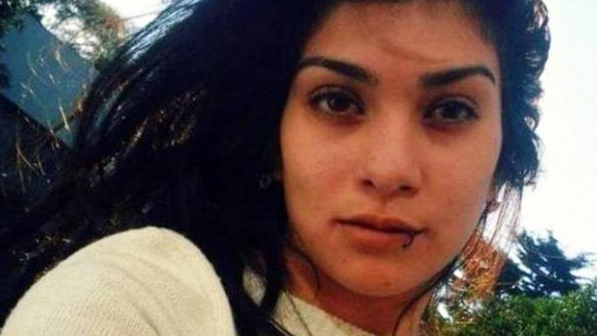La joven Lucía Pérez, violada y asesinada en Argentina.