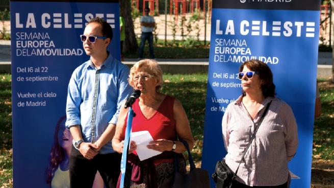 Carmena incumple los protocolos de emergencia y riesgos laborales en los túneles de Madrid
