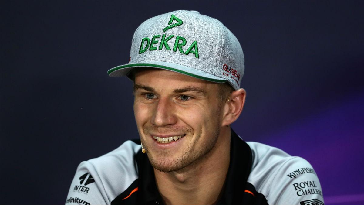 Nico Hulkenberg pilotará para Renault durante las próximas temporadas. (Getty)