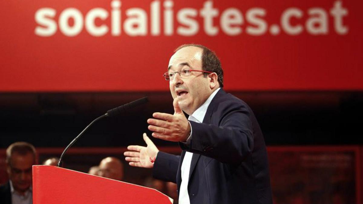 El líder del PSC, Miquel Iceta (Foto: Efe)