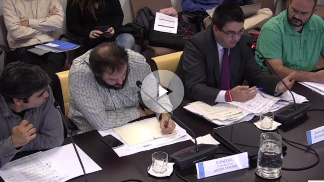 El concejal Sánchez Mato se «enorgullece» del acto ilegal y violento de sus colegas de Badalona