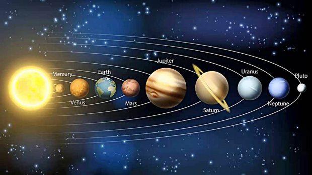 que velocidad planetas viajan