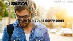 En la página web de la marca de móviles Zetta anuncian nuevas sorpresas.