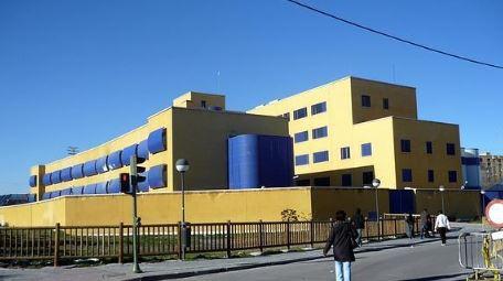 Centro de Internamiento de Extranjeros de Aluche.