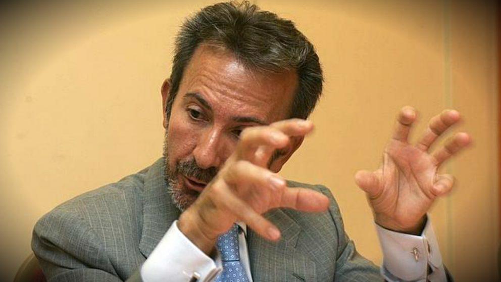 Francisco Briones Nieto, ex presidente de Fórum Filatélico.