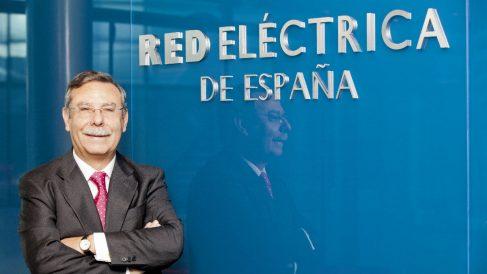 El presidente de Red Eléctrica, José Folgado.