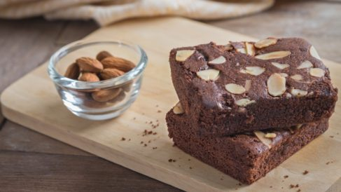 Receta de Chocolate fudge al microondas