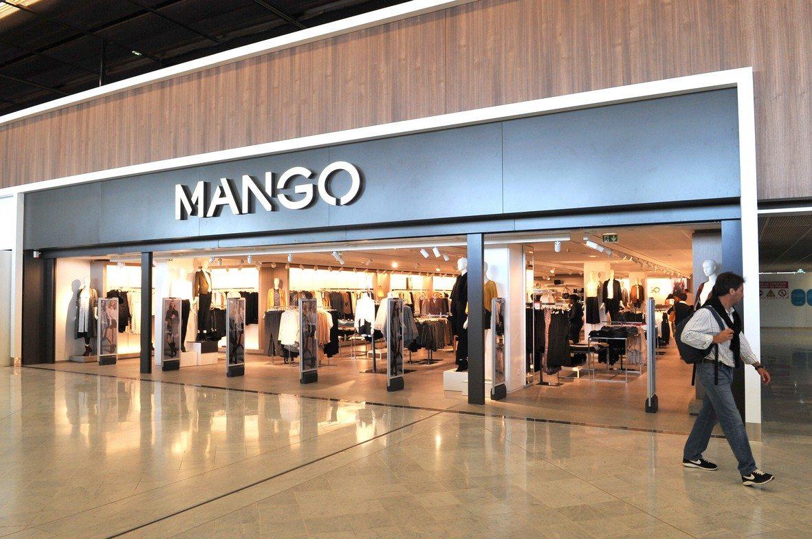 Tienda de la española Mango
