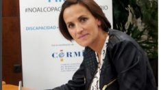 María Chivite, secretaria general del PSN. (@mariachivitena)
