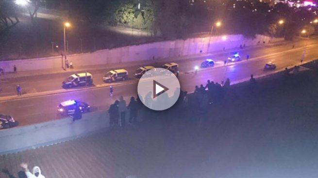 La Policía da por terminado el motín del CIE de Aluche en Madrid