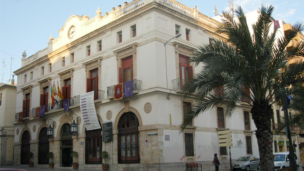 Ayuntamiento de Sagunto (Foto: Ayuntamiento de Sagunto)