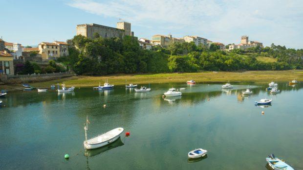 San Vicente de la Barquera, Cantabria (Foto: GETTY/ISTOCK).
