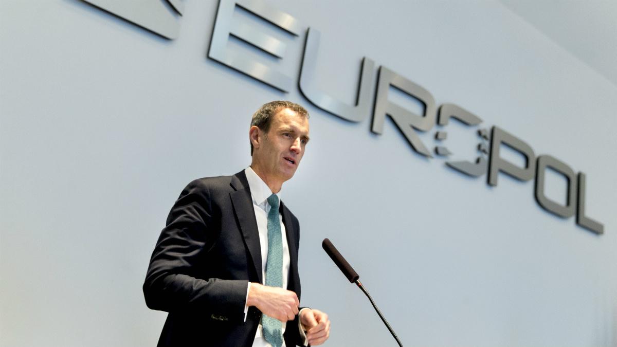 Rob Wainwright, director de Europol. (AFP)