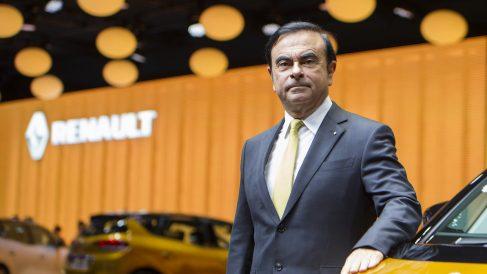 Carlos Ghosn, nuevo presidente de Mitsubishi (Foto: Getty)