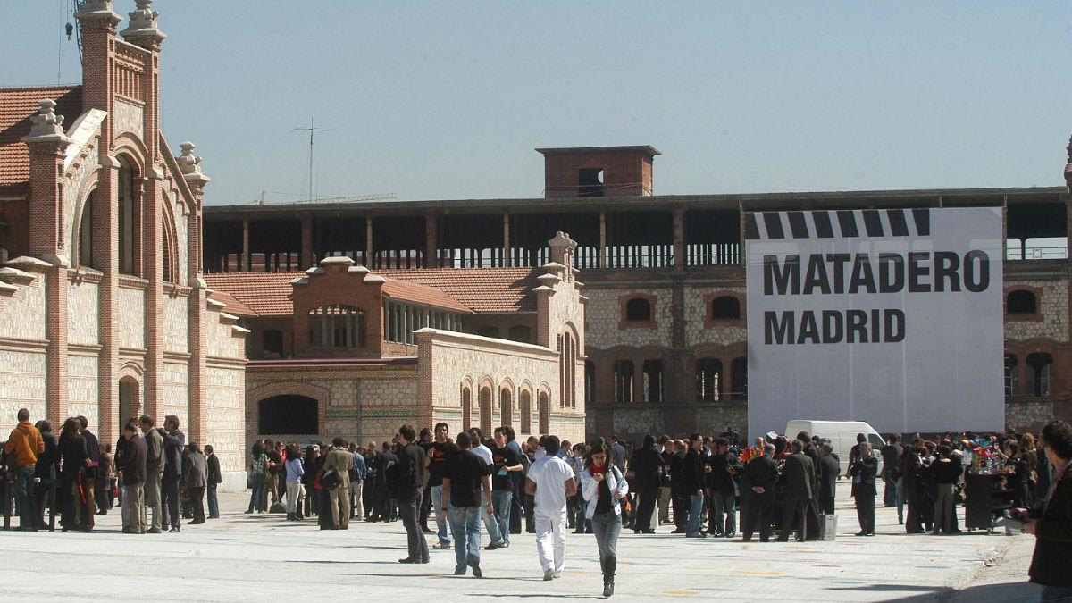Matadero Madrid.