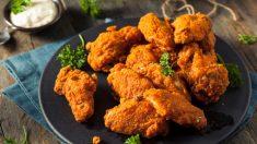 Receta de Pollo frito picante de Jamaica