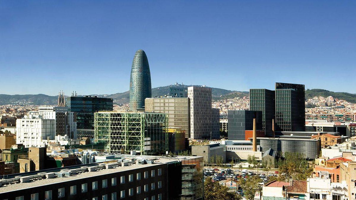 Panorámica de Barcelona (Fuente: www.inmocolonial.com)