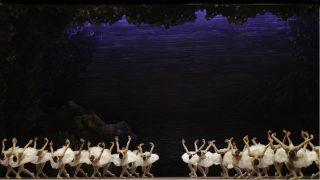 Representación de El Lago de los cisnes (Flickr)
