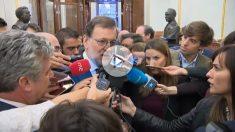 El presidente del Gobierno en funciones, Mariano Rajoy (Foto: Efe)
