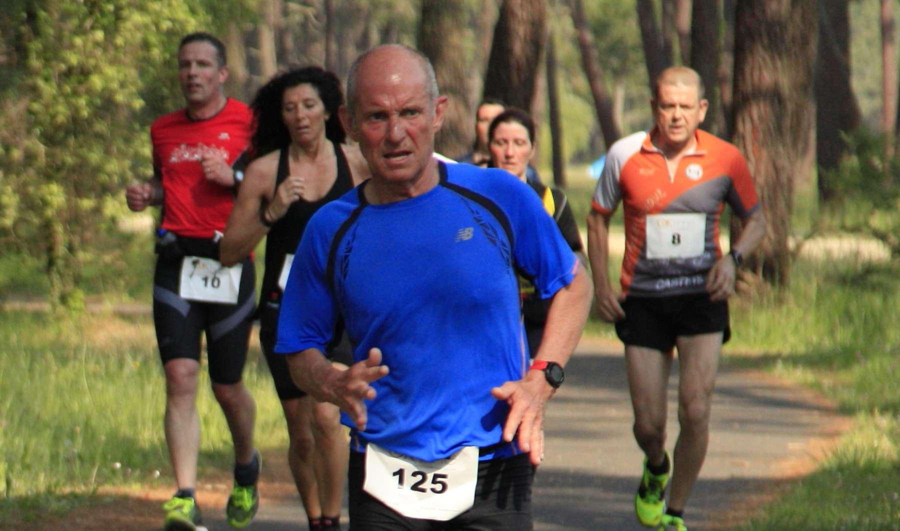 Empezar a correr después de los 50 años