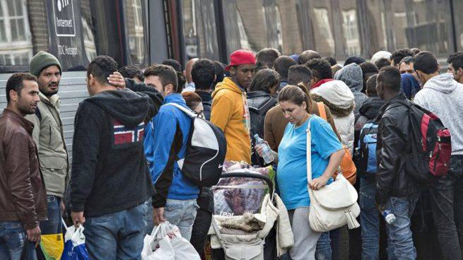 Segundo incendio «provocado» en un centro de detención de solicitantes de asilo en Estocolmo