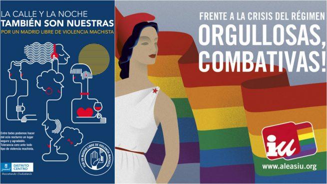 La publicidad municipal partidista de Carmena se encargó irregularmente a una colaboradora de IU