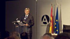 Fernando Ruíz, presidente de Deloitte España (Foto: Casa de América)